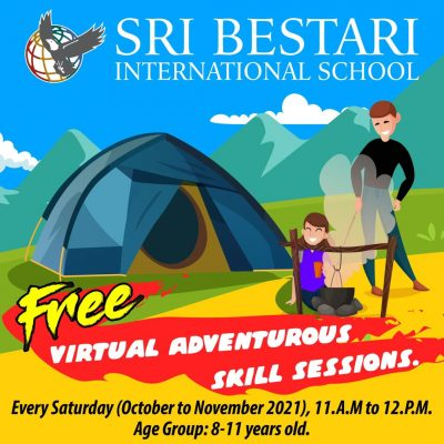 Virtual adventuruous skill sessions