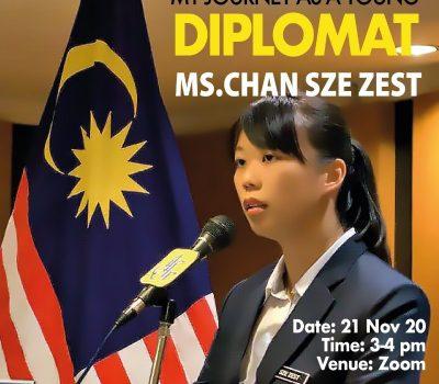 tag talk - diplomat